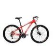 Bicicleta Freios a Disco Hidraulico 27 Marchas Aro 29 Cambios Shimano Acera Vermelho / Branco - Venzo Talon - VZ2 - VMO. B. 18
