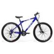 Bicicleta GTS Aro 29 Freio a Disco Câmbio Shimano 21 Marchas e Amortecedor com Trava GTS M1 Dynamic azul royal