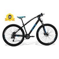 Bicicleta Gts Aro 29 Freio A Disco Hidráulico Câmbio 27 Marchas E Amortecedor + Velocímetro De I - Vtec Absolute preto