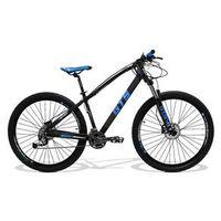 Bicicleta Gts Aro 29 Freio A Disco Hidráulico Câmbio Shimano Alivio 27 Marchas E Amortecedor Com Trava No Guidão I - Vtec azul m