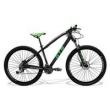 Bicicleta Gts Aro 29 Freio A Disco Hidráulico Câmbio Shimano Alivio 27 Marchas E Amortecedor Com Trava No Guidão I - Vtec verde