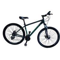 Bicicleta Highone Optimus Aro 29 24 Vel. C / Kit Shimano E Suspensão prata