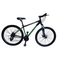 Bicicleta Highone Optimus Aro 29 24 Vel. C / Kit Shimano E Suspensão preto