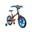 Bicicleta Hot Wheels Aro 16 Preta - Caloi