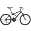 Bicicleta Houston Aro 24 Netuno 2.4 21 Marchas, Preta