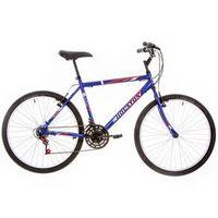 Bicicleta Houston Aro 26 Foxer Hammer 21 Marchas, Azul