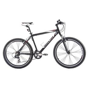 Bicicleta Houston Aro 26 Mercury HT preto