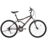 Bicicleta Houston Aro 26 Venus 2.6 21 Marchas, Preta