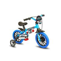 Bicicleta Infantil Aro 12 Veloz Nathor