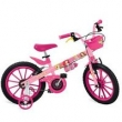 Bicicleta Infantil Aro 14 Princesas Disney 2198 - Bandeirante