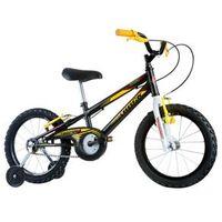 Bicicleta Infantil Aro 16 Track & Bikes Track Boy - Preta / Branca