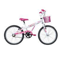 Bicicleta Infantil Aro 20 Caloi Ceci 45004919009 - Branca
