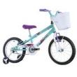 Bicicleta Infantil Feminina Track Girl Aro 16 Azul / Branco Track Bikes
