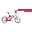 Bicicleta Monark BMX Ranger Aro 16 Rosa