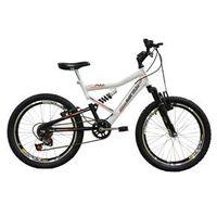 Bicicleta Mormaii Aro 20 Full FA240 - Branco