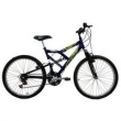 Bicicleta Mormaii Aro 24 Fullsion - Azul