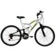 Bicicleta Mormaii Aro 24 Fullsion - Branco