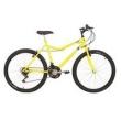 Bicicleta Mormaii Aro 26 Jaws - Amarelo Skol