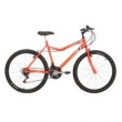 Bicicleta Mountain Bike Mormaii Aro 26 Jaws - Laranja Neon