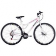 Bicicleta Mountain Bike Mormaii Aro 29 Fantasy Disk Brake - Branca