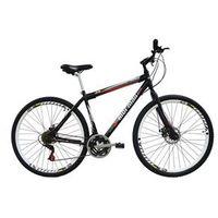 Bicicleta Mountain Bike Mormaii Aro 29 Jaws Disk Brake - Preto