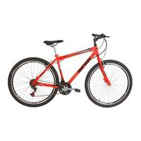 Bicicleta Mountain Bike Mormaii Aro 29 Jaws V - Brake - Laranja Neon