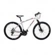 Bicicleta Rino Atacama Câmbios Shimano Aro 29 Freio a Disco 24V branco