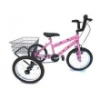 Bicicleta Triciclo aro 16 Joaninha