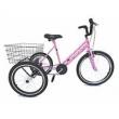 Bicicleta Triciclo aro 24 Borboleta