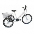 Bicicleta Triciclo aro 26 Floral