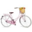 Bicicleta Vintage Venus Rosa Quartzo rosa