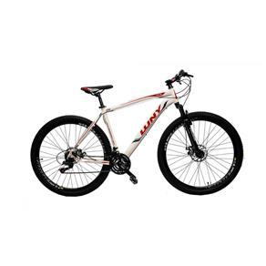 Bicicleta Wny Câmbios Shimano Aro 29 Freio a Disco 24V branco