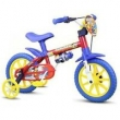 Bicicletinha Bicicleta Infantil Menino Aro12 Fire Man