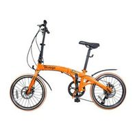 Bike Dobrável Pliage Laranja - Two Dogs