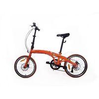 Bike Dobrável Pliage Two Dogs Laranja