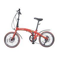 Bike Dobrável Pliage Vermelha - Two Dogs