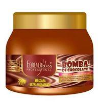 Bomba de Chocolate Forever Liss Mascara Hidratante 250gr