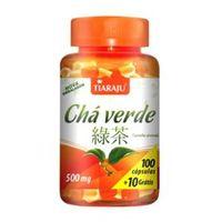 Cha Verde 500 Mg