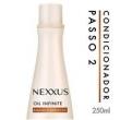 Condicionador Nexxus Oil Infinite para Redução de Frizz - Passo 2