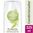 Condicionador Seda Recarga Natural Pureza Refrescante