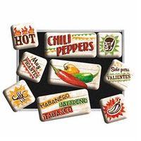 Conjunto Imas Home Chili Peppers 9Pc Nostalgic Art