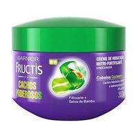 Creme de Tratamento Garnier Fructis Cachos Poderosos