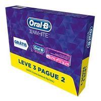 Creme Dental Oral - B 3D White Brilliant Fresh
