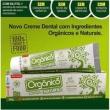 Creme Dental Orgânico - Suavetex