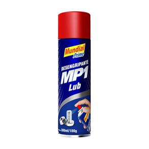 Desengripante Spray Mundial Prime MP1 321 ml - Aerosol Anti - Ferrugem