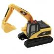 Escavadeira DTC Mini Rover Excavator 2640 - Amarelo / Preto
