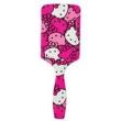 Escova Raquete Hello Kitty Faces Belliz