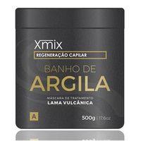 Felps Xmix Banho de Argila Máscara Regeneração Capilar - 500g