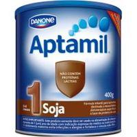 Fórmula Infantil Aptamil Soja 1 400g