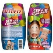 Gel Dental Bitufo Cocoricó Sem Flúor 100G